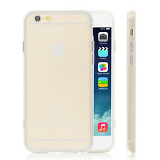 PC Back + TPU Border Case Cover for iPhone 6/6S 6Plus/6S+ OFFER 2 FOR £3.99