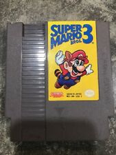 SUPER MARIO BROS 3 THREE BROTHERS GAMES NINTENDO TESTED