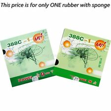 Dawei 388C-1 King of Medium Pips Out Table Tennis Rubber With Sponge