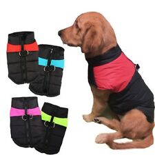 Dog Small Pet Waterproof Clothes Dogs Puppy New Winter Clothe Costume Rain Coat