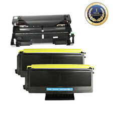 3Pk TN650 Toner Cartridge DR620 Drum For Brother MFC-8460N 8660DN 8670DN Toner