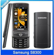 """Samsung S8300 3G Slider Mobile Phone 2.8"""" Touch Screen A-GPS 8MP Camera"""
