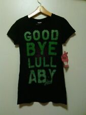 NWT ABBEY DAWN AVRIL LAVIGNE GOODBYE LULLABY T-SHIRT SMALL