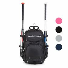 ABD Athletes Baseball Softball Sports Equipment Bag - Backpack of 9 compartments