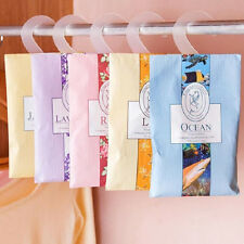 IK- Closet Wardrobe Hanging Mothproof Deodorizing Aromatherapy Natural Sachet Ba