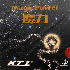 KTL Magic Power Medium Pips out Table Tennis Rubber Sponge