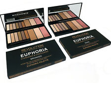 Makeup Revolution Euphoria Palette 6 Eyeshadows & Contour Kit Highlighter Blush