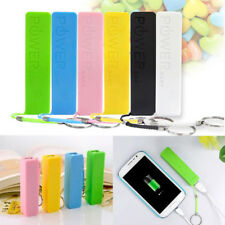 USB Mobile Power Bank Charger Pack Box Battery Case For 1 x 18650 Portable US