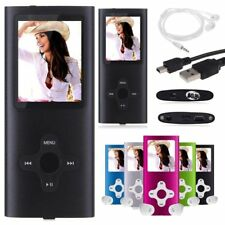 "8GB Digital MP3 MP4 Player 1.8"" LCD Screen FM Radio, Video, Games & Movie Hot"