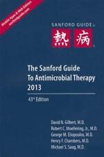 Sanford Guide to Antimicrobial Therapy 2013 (Pocket Edition) (Guide to