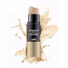 Highlighter Face Makeup Concealer Creamy Stick With Brush Foundation Powder