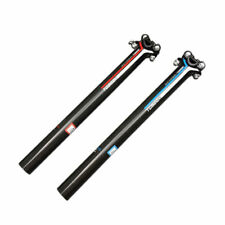 350/400mm Universal Mountain MTB Road Bicycle Seatpost Red/Blue Durable Seatpost
