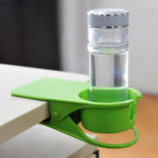 Clip Desk Table Cup Holder Coffee Rack Office Home Mug Created Drink Stand