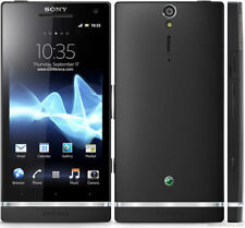 "Unlocked 4.3"" Sony Ericsson Xperia SL LT26ii 32GB 12MP Android Mobile Phones AU"
