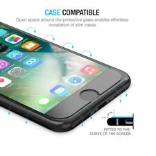for iPhone 7 plus Tempered Glass Screen Protector and TPU Case Cover