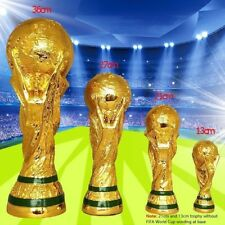 FIFA World Cup Trophy Replica National Football Soccer Model Gift Full Size 1:1