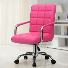 4 Color Office Chair Executive PU Leather Computer Chair Adjustable High Back