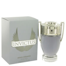 Invictus by Paco Rabanne Men 3.4 oz 5.1 oz EDT Cologne Brand New In Box Sealed