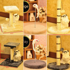 "High Quality Cat Tree 16"" Condo Furniture Scratching Post Pet Cat Kitten House"