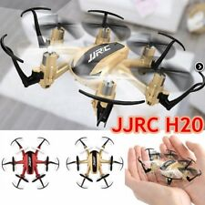 JJRC H20 Nano Quadcopter Drone 2.4GHz 4CH 6-Axis Gyro Headless Mode Helicopter S