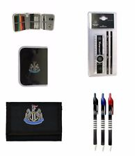 Official Newcastle United Stationery NEW Wallet NUFC Football School Pens