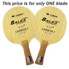 Galaxy T-11 + (T-11+) Table Tennis Blade, Wood + Carbon, NEW