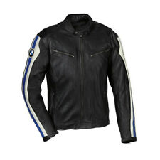 BMW Motorcycle Leather Jacket Biker Jacket Motorbike Leather Jacket Men CE Armor
