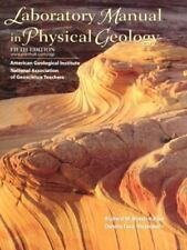 Laboratory Manual in Physical Geology (5th Edition)