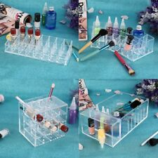 COSMETIC ORGANIZER CLEAR ACRYLIC MAKEUP DRAWER HOLDER CASE BOX JEWELLERY STORAGE