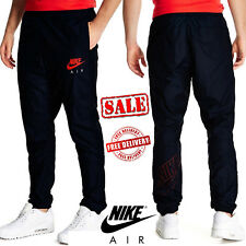 Nike Air Men's Woven Track Bottoms Running Trousers Sports Jogging Sweat Pants