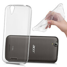 Thin Transparent Silicone Phone Protective Case for Acer Liquid Z630/Z630S