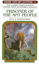 Prisoner of the Ant People (Choose Your Own Adventure #10)-ExLibrary