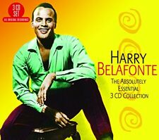 Harry Belafonte - The Absolutely Essential 3 CD Collection