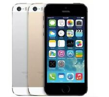 Unlocked Apple iPhone 5S Mobile With Touch ID 64GB/32GB 16GB Cell Phone