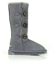 Ever UGG  Fashion Boots Tall Button - Style 12902-TB - FREE SHIPPING