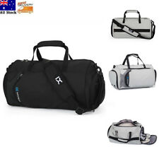 Waterproof Men Nylon Travel Shoulder Duffle Bag Tote Overnight Gym Sport Handbag