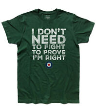 men's t-shirt THE WHO BABA Or'RILEY TARGET vespa MODS PETE TOWNSHEND vespa style
