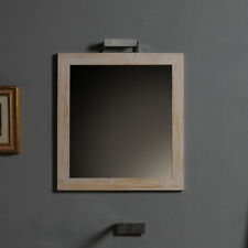 Rectangular Mirror for bathroom 65x70 cm