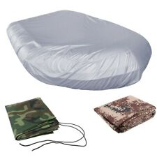 2.3-4.7m/7.5-15.4ft Inflatable Rib Boat / Dinghy Cover Waterproof UV Shield Case