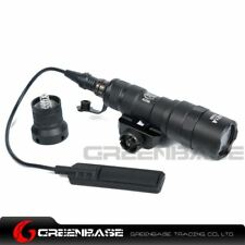 Tactical M300 M300B Rifle Hunting Flashlight 400 lumen Weapon Light LED Lanterna