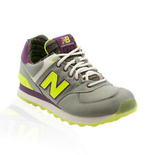 New Balance - 574 Classics (Street Beat Collection) Casual Shoe - LIGHT GREY/YEL