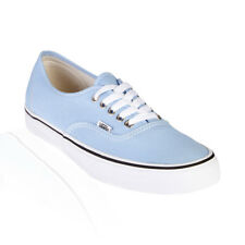 Vans - Authentic - Mens Womens Casual Shoes Placid Blue/True White
