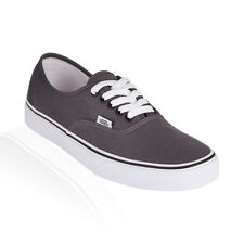 Vans - Authentic - Mens Womens Casual Shoes Pewter Black