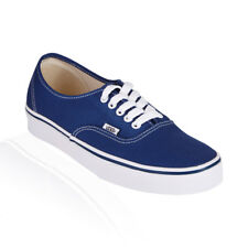 Vans - Authentic - Mens Womens Casual Shoes Navy