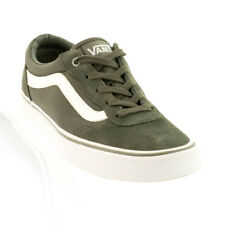 Vans - Milton Casual Shoe - Charcoal/White