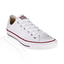 Converse - Chuck Taylor All Star Low Womens Mens Casual Shoes Optic White