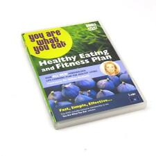 You Are What You Eat Dr Gillian McKeith Healthy Eating and Fitness FREE Postage