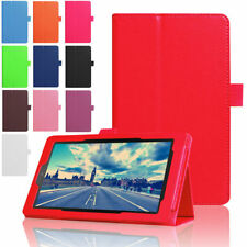 """Filp PU Leather Case Cover Stand For New Amazon Kindle Fire HD 7"""" 8"""" 10""""Tablet"""