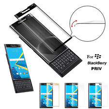 3D Curved Full Front Cover Tempered Glass Screen Protector for Blackberry Priv