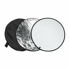 60cm 80cm 5in1 Photography Studio Light Mulit Collapsible disc Reflector BU